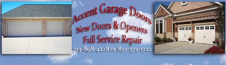 Accent Garage Doors Garage Door Repair Serving Brazoria County